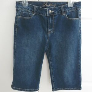 Buffalo David Bitton Samuella Bermuda Shorts 6 28